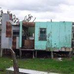 destroyed fiji house