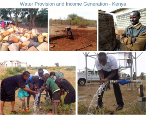 Water Provision and Income Generation - Kenya