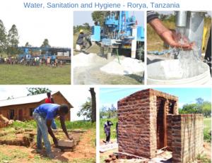 Water, Sanitation and Water, Sanitation, and Hygiene - Tanzania